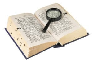GLOSSARY Of Eschatological Terms